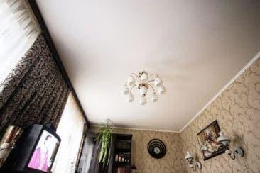 Матовый натяжной потолок цена