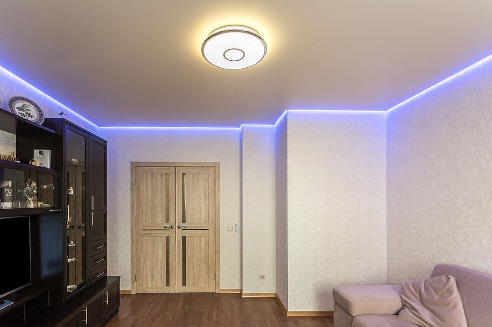 парящий потолок недорого