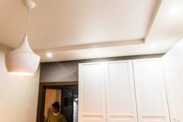 Сатиновый натяжной потолок купить