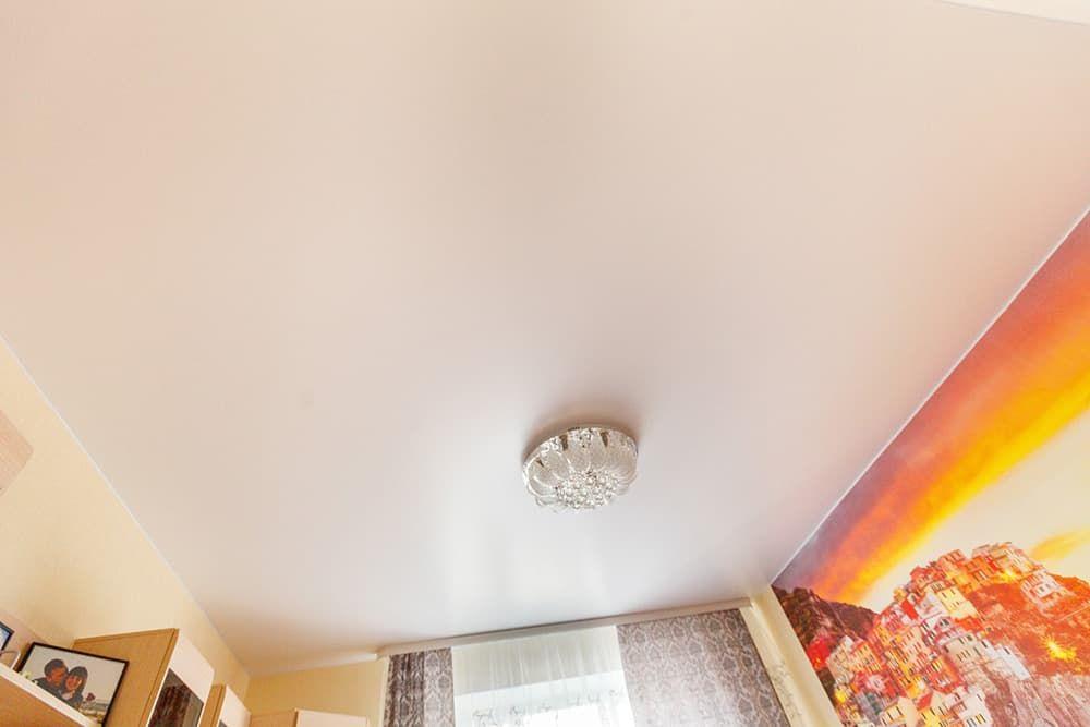 тканевый натяжной потолок купить