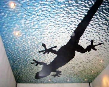 Дышат ли натяжные потолки?