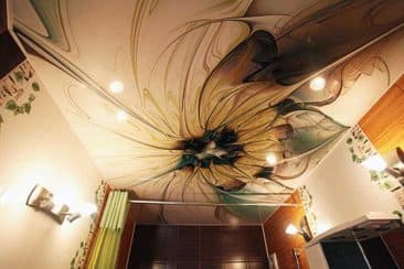 Натяжные потолки: в чем секрет их привлекательности?