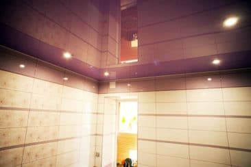 Глянцевый потолок5