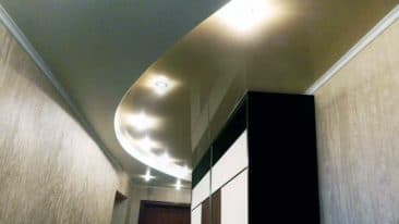 Натяжные потолки и перепад температур