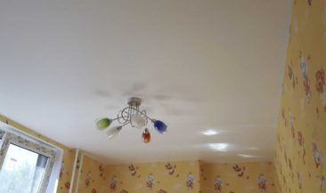 Натяжной потолок понгс