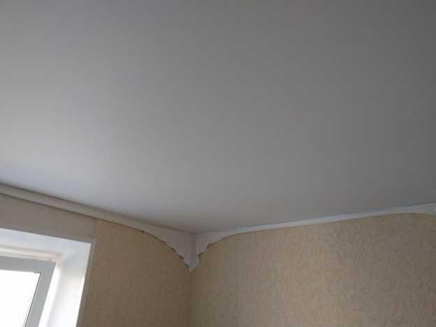 Демонтаж натяжного потолка своими руками – Фото 10
