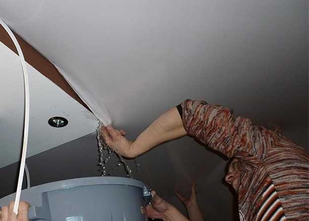 Демонтаж натяжного потолка своими руками – Фото 18