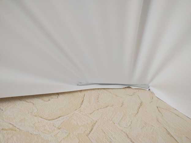 Демонтаж натяжного потолка своими руками – Фото 9
